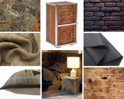 Texturas t materiales industriales