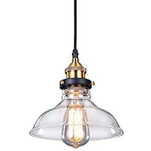 lampara de techo industrial cocina