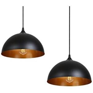 lampara techo industrial comedor
