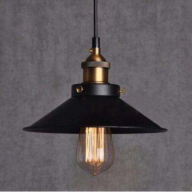 lamparas de techo estilo industrial