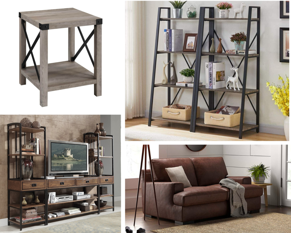 mueble moderno industrial