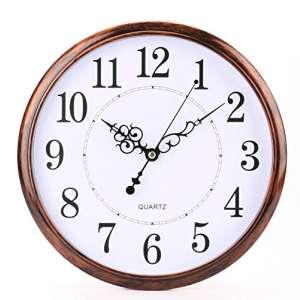 reloj industrial de salon