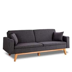 sofa estilo industrial cama