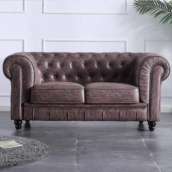 sofás estilo industrial