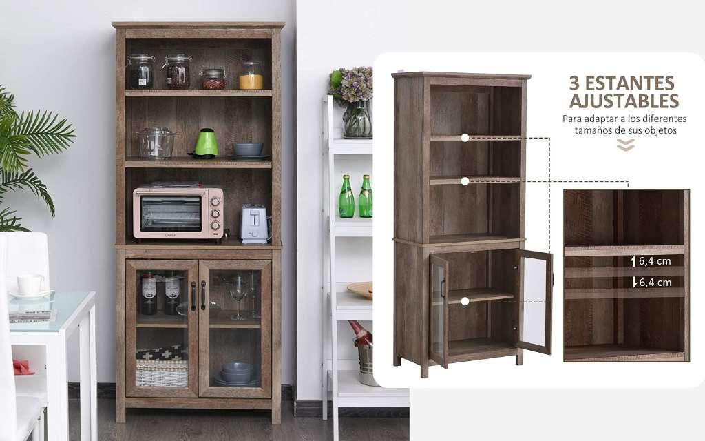 armario industrial cocina