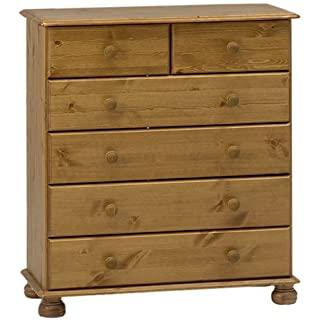 comoda industrial de madera 01