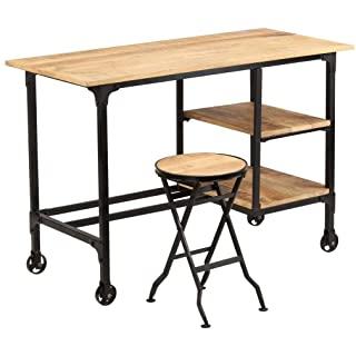 escritorio industrial rustico 07