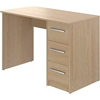 escritorio industrial de madera 01