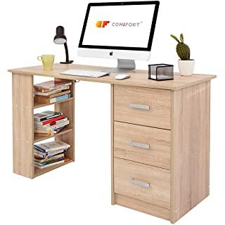 escritorio industrial de madera 03