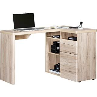 escritorio industrial de madera 09