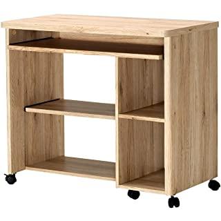 escritorio industrial de madera 06