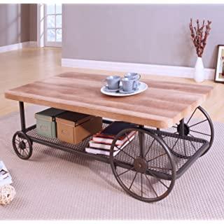 mesa de centro estilo industrial 02