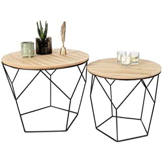 mesa de centro estilo industrial 04