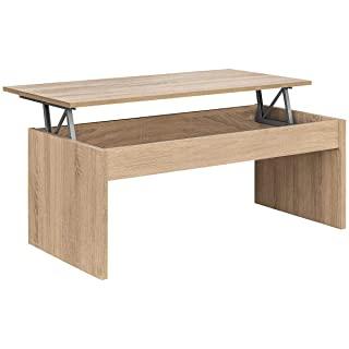 mesa de centro industrial elevable 01
