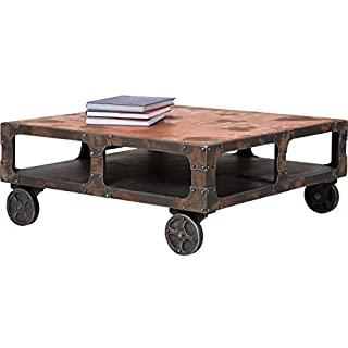 mesa de centro industrial con ruedas 04