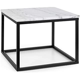 mesa de centro industrial blanca 07