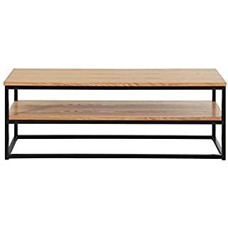 mueble para tv metal madera 06