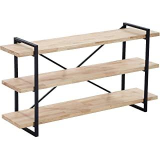 mueble para tv metal madera 07