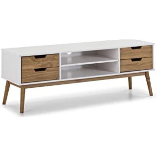 mueble para tv industrial vintage 01