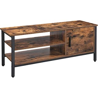 mueble para tv metal madera 09