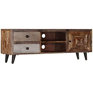 mueble para tv industrial vintage 03