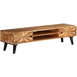 mueble para tv industrial vintage 04