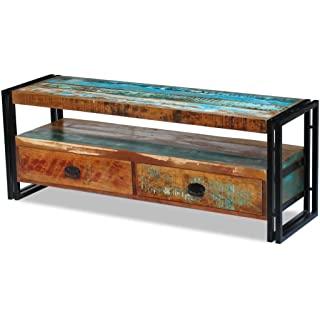 mueble para tv industrial vintage 05