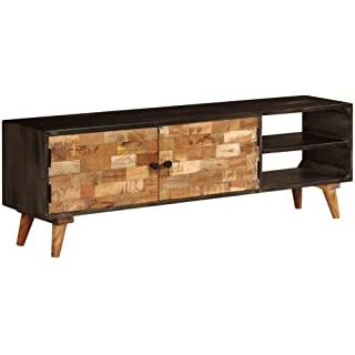 mueble para tv industrial rustico 03