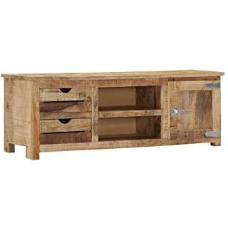 mueble para tv industrial rustico 04