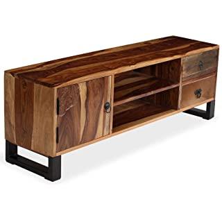mueble para tv industrial rustico 06