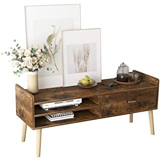 mueble para tv industrial madera 08
