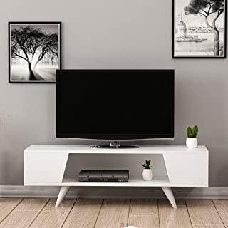 mueble para tv industrial blanco 05