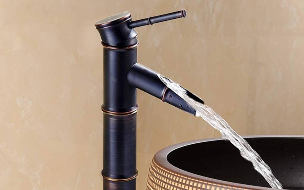 accesorio de baño estilo industrial