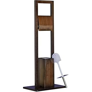 Porta Escobillas para Inodoros Estilo Industrial 04