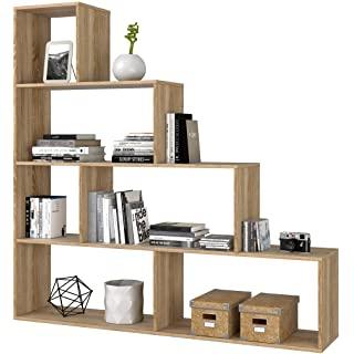 estanteria industrial madera 01