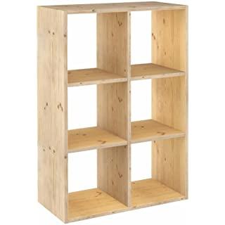 estanteria industrial madera 07