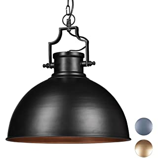 lampara de techo estilo industrial 01