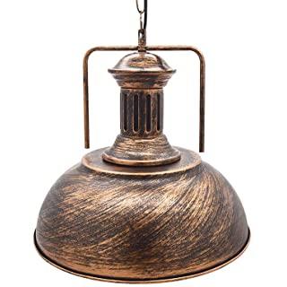 lampara de techo estilo industrial 10