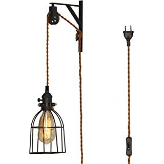 lampara de techo colgante industrial 10