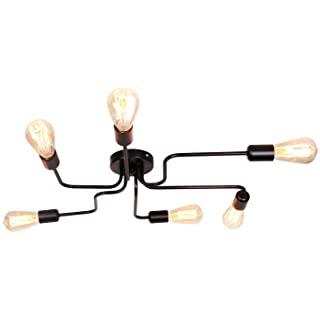 lampara de techo vintage industrial 02