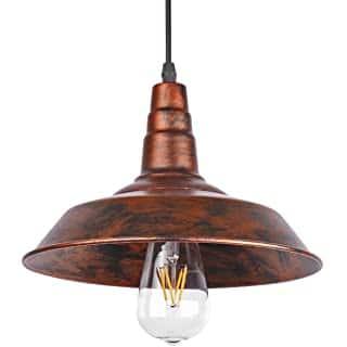 lampara de techo vintage industrial 05