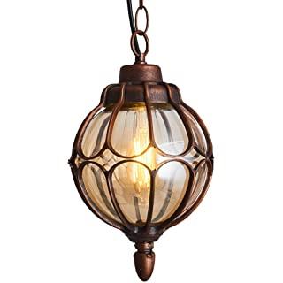 lampara de techo vintage industrial 07