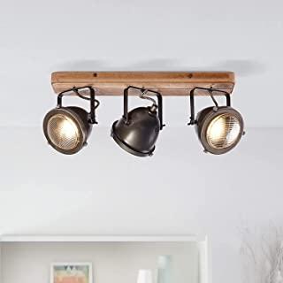 lampara de techo vintage industrial 08