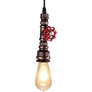 lampara de techo vintage industrial 06