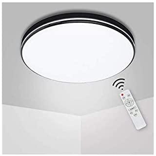 lampara de techo industrial de metal 08