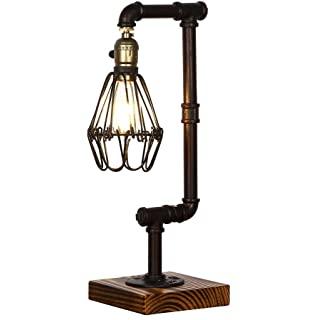 lampara de mesa industrial 05