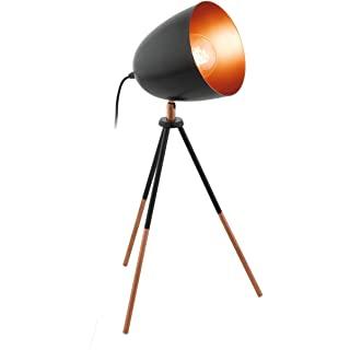 lampara de mesa estilo industrial 09
