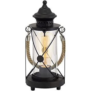 lampara de mesa vintage industrial 10