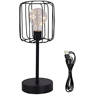 lampara de mesa industrial barata 02