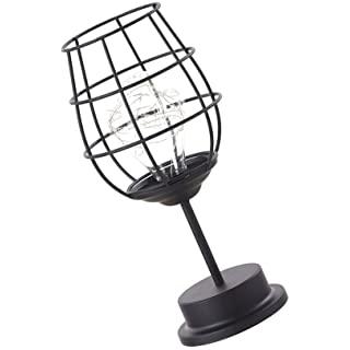 lampara de mesa industrial barata 01